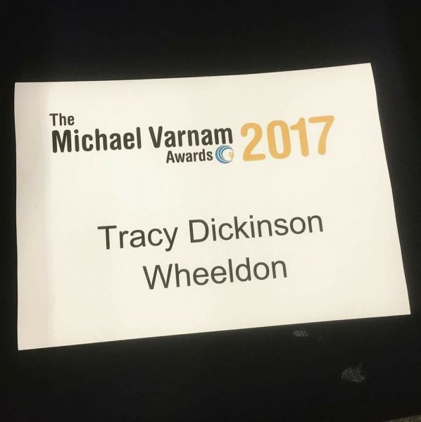 Michael Varnam Award: Swipe To View More Images